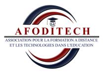 Logo of Plateforme d'enseignement AFODITECH
